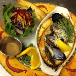 Missippi Seafood Canneloni (2)